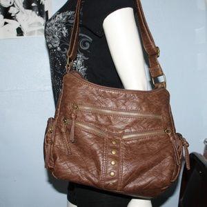 NWOT Bueno Brown Purse shoulder bag